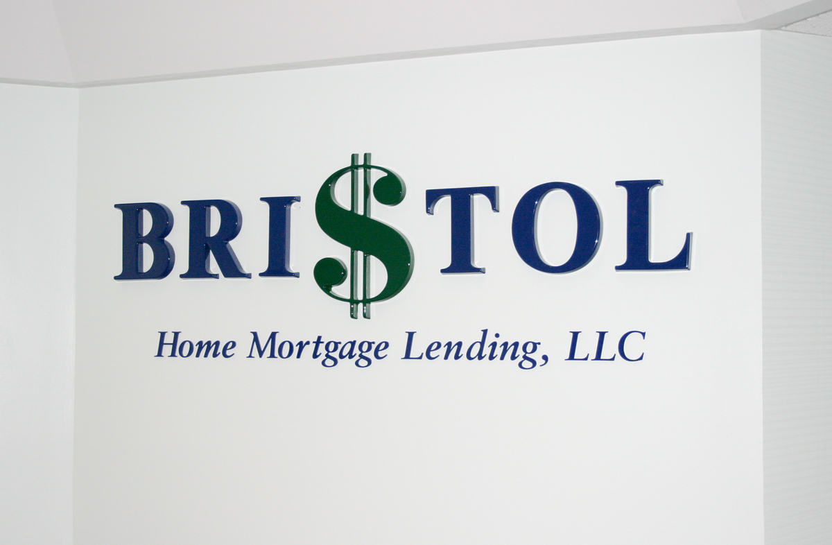 bristol home mortgage   signs by chris   tampa florida